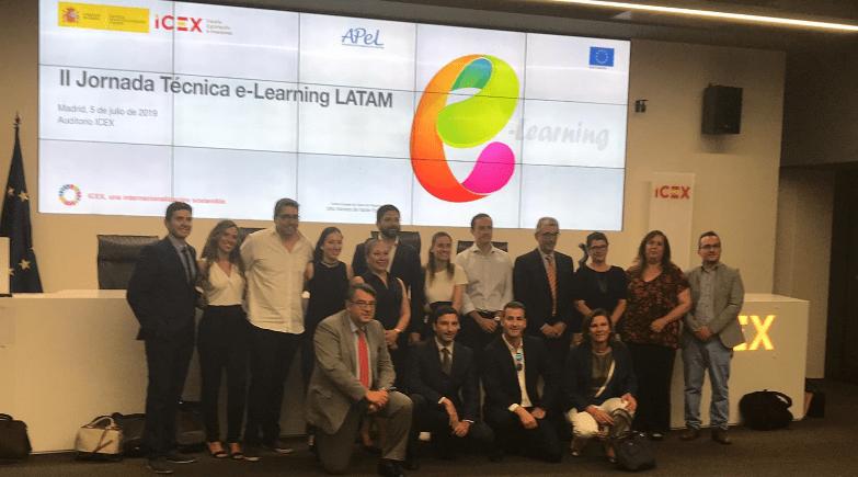 II Jornada Técnica E-Learning
