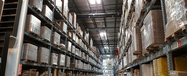 logística de almacenes UNADE