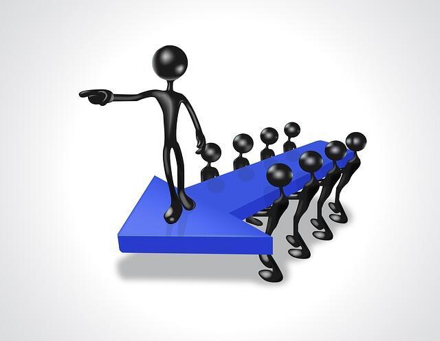 liderazgo en el trabajo