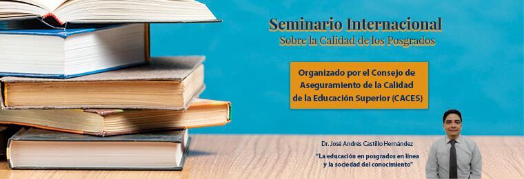 seminario internacional caces